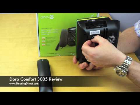Doro Comfort 3005 Review