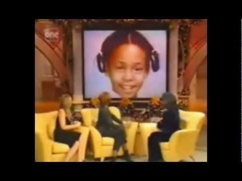 Whitney Houston and Mariah Carey on Oprah Winfrey