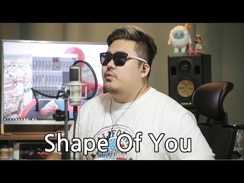 Ed Sheeran - Shape Of You ( cover by K JUN )