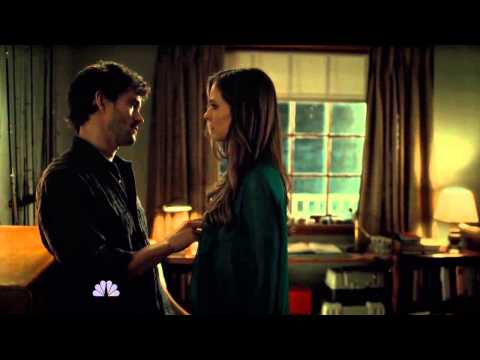 Margot Verger & Will Graham Katharine Isabelle & Hugh Dancy  Hannibal 2x10: NakaChoko