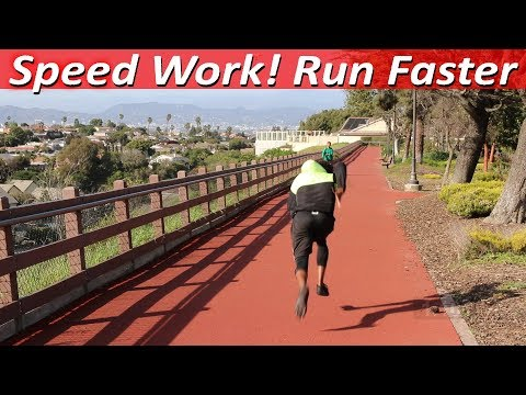 Intense Speed Training to Run a Faster 400m/800m Dash Race!