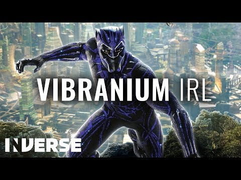 Vibranium Metal Real Life Examples | Inverse