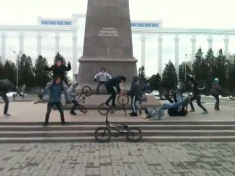 Усть-Каменогорск Harlem Shake