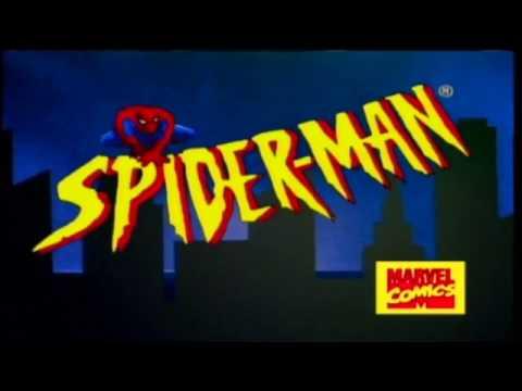 Spiderman Intro - 1994 Tv Series
