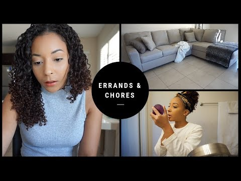 VLOG | Showing Bits of My House, Running Errands, & Feeling Anxious