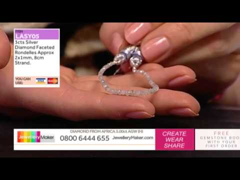 How to Make Boutique Quality Beaded Jewellery: JewelleryMaker LIVE 24/05/2015