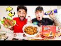FaZe Teeqo & FaZe Nikan Swap Foods Swedish & Persian