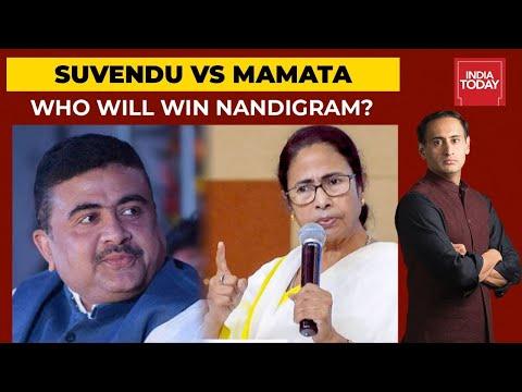 Nandigram Or Nothing! Mamata Vs Suvendu| Bengal Polls | Newstrack With Rahul Kanwal | India Today