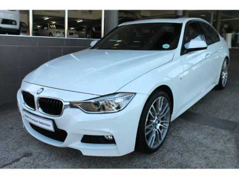 2015 BMW 3 SERIES 320D M Sport Sports Auto Rear View Cam Demo For Sale On Trader South Afr
