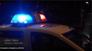 Dacia Logan Police Car 002 Brasov // Politia Rutiera Brasov - Leaving the scene