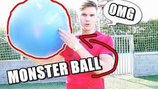 MONSTER FUßBALL CHALLENGE | Ksfreak vs Krappi