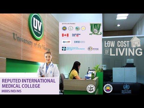 Study Medicine in University of Visaya Cebu City Philippines