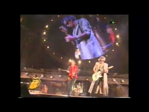 The Rolling Stones Buenos Aires Argentina  River Plate   Briges to babylon tour 1998
