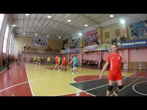Искра-Фортуна Первенство гороховецкого района по волейболу