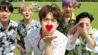 EXO와 함께 떠나는 서울 여행!