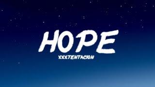Xxxtentacion Hope MP3
