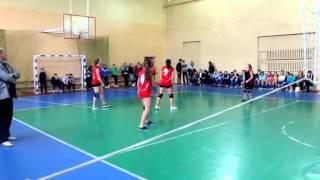 районые соревнования по волейболу