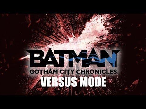 Batman: Gotham City Chronicles - Versus Mode Expansion Breakdown