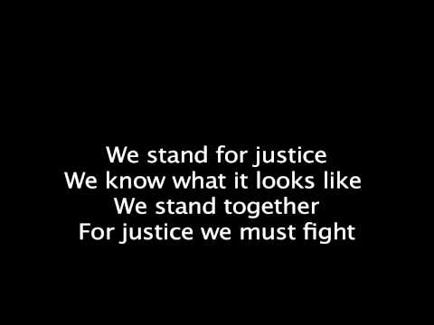 We Stand for Justice Mayday Song 2013