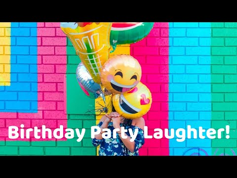 Laughter Yoga Atlanta Childrens Birthday Party YouTube - Children's birthday party atlanta
