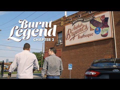 Burnt Legend: Chapter 2 — Demand, The Myth, The Legend