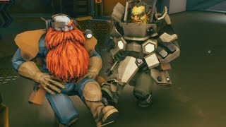 We're all dwarves - Teo streams Deep Rock Galactic