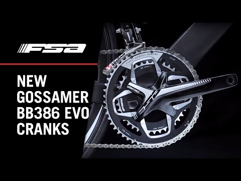 fsa gossamer crankset installation instructions
