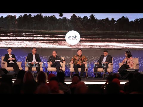 Achieving the Sustainable Development Goals | Panel at #EATapac 2017