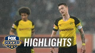 90 in 90: FC Augsburg vs. Borussia Dortmund | 2019 Bundesliga Highlights