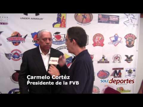 Presentación de la Liga Nacional de Baloncesto 2012