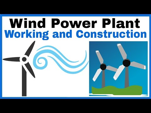 Wind Power Plant in Hindi, Wind Energy Advantages and Disadvantages