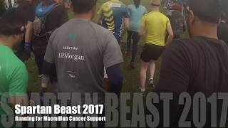 Spartan Beast! Edinburgh 2017