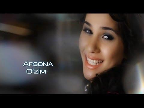Afsona - O'zim clip