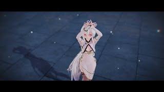 【MMD】❀落花情❀ Falling Blossom 【TDA Haku Chinese Dress】