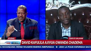 Azam TV - Msikie David Kafulila akileza kwanini amekacha upinzani