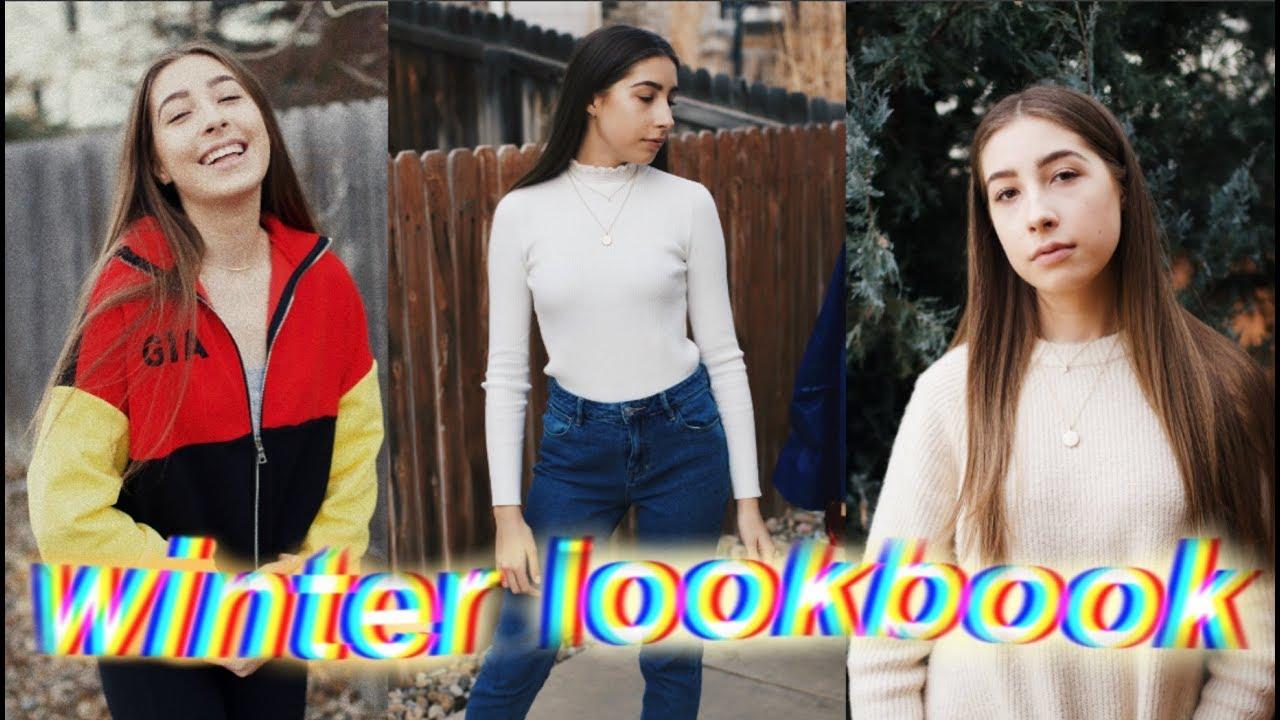 [VIDEO] - WINTER LOOKBOOK 2018 | Stesha 2
