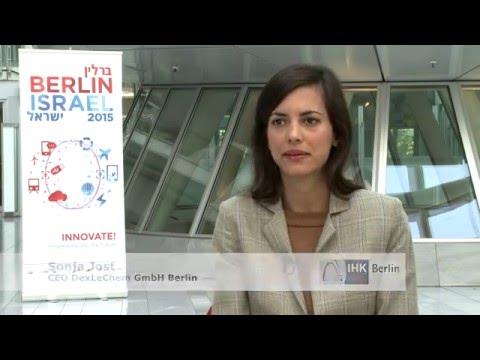 Shalom Israel: Berlin Delegation October 2015