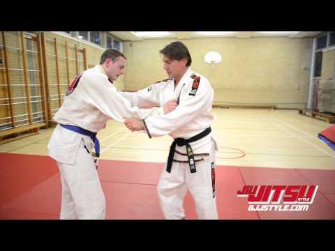 Judo with Ray Stevens: Sode Tsurikomi Goshi & Yoko Tomoe Nage