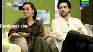 Morning with Hum (Amina Sheikh & Mohib M...