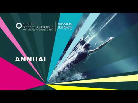Sport Resolutions Annual Conference 2017
