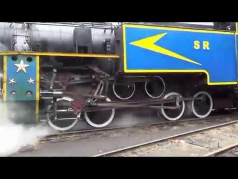 steam locomotive x class nilgiri southern railways heritage of unesco