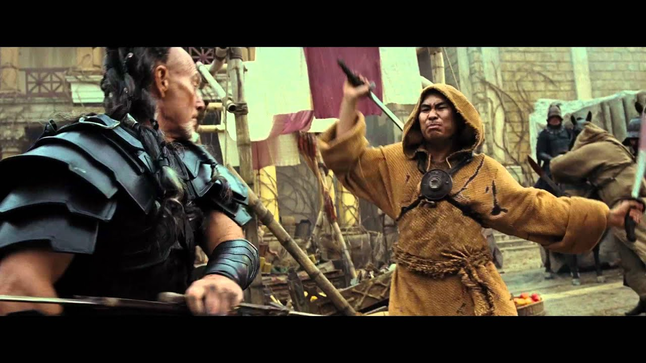Conan the Barbarian -- Official Trailer 2011 [HD]