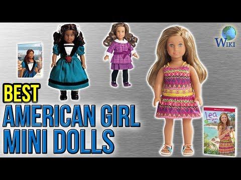 10 Best American Girl Mini Dolls 2017