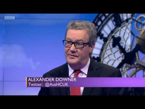 Australian High Commissioner talks Brexit
