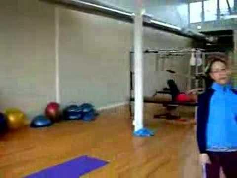 Jen McWalters Pilates Studio, Pawtucket, RI