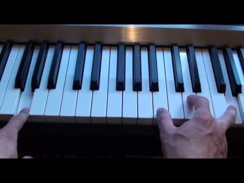 How To Play Let Her Go On Piano Passenger Piano Tutorial Youtube