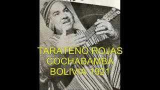 Sucu sucu. Tarateño Rojas 1959