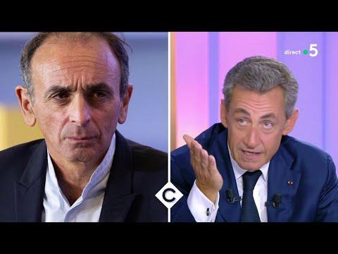 Le 5 sur 5 avec Nicolas Sarkozy ! - C à Vous - 04/09/2019