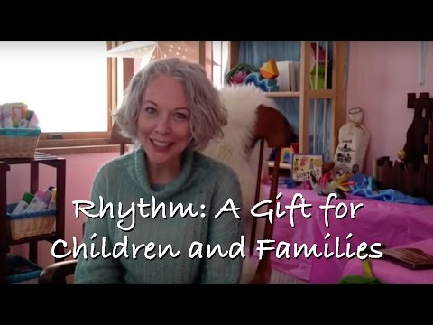 Sunday with Sarah: Rhythm - A Gift for Children and Families