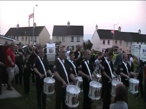 East Bank Protestant Boys - Sash and Derry's Walls